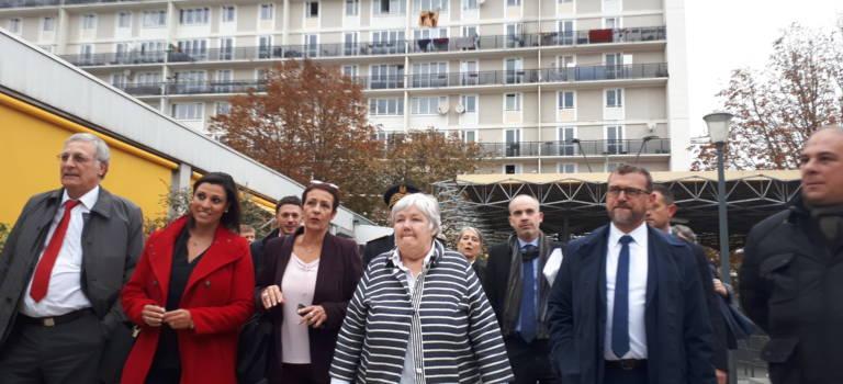 Le point sur la transformation urbaine des Navigateurs à Orly