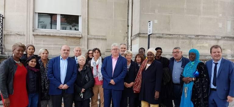 Champigny-sur-Marne: le maire PCF Christian Fautré lance les municipales 2020