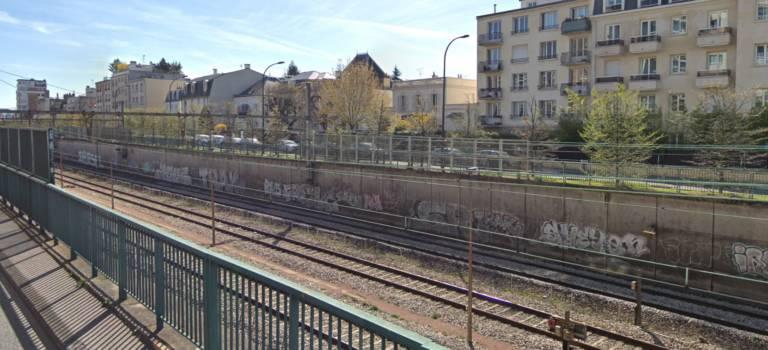 Nuisances RER A à Vincennes: pas de mur mais un traitement de façades