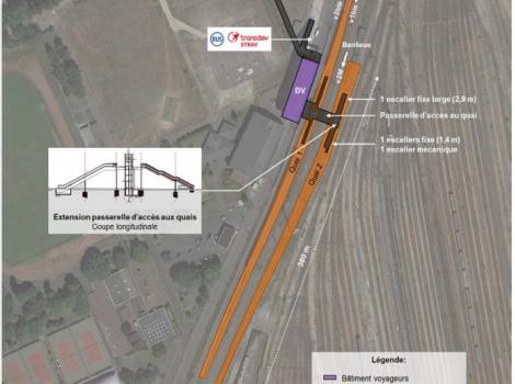 Un deuxième quai RER D à Créteil Pompadour d'ici à 2022