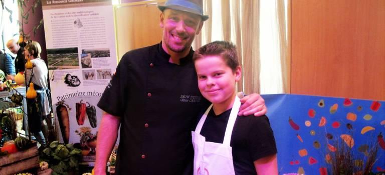 Le salon #Bon de la gastronomie pour enfants revient à Villejuif