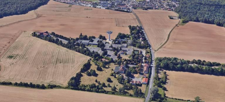 Prison à Noiseau : nouvelle réponse, infléchie, de la ministre