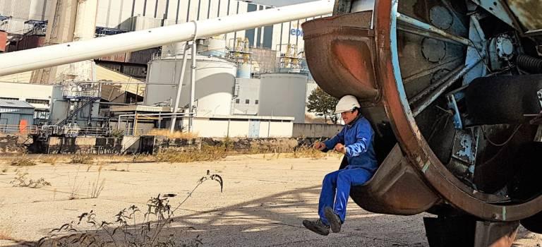 Clap de fin magistral pour la centrale EDF de Vitry-sur-Seine