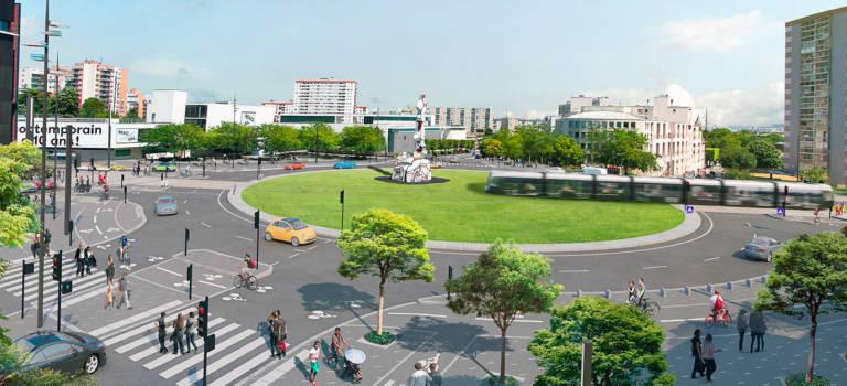 Paris-Orly: noms des 19 stations du futur tramway T9