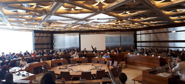 Le fonds d'investissement interdépartemental voté à l'unanimité des élus du 94