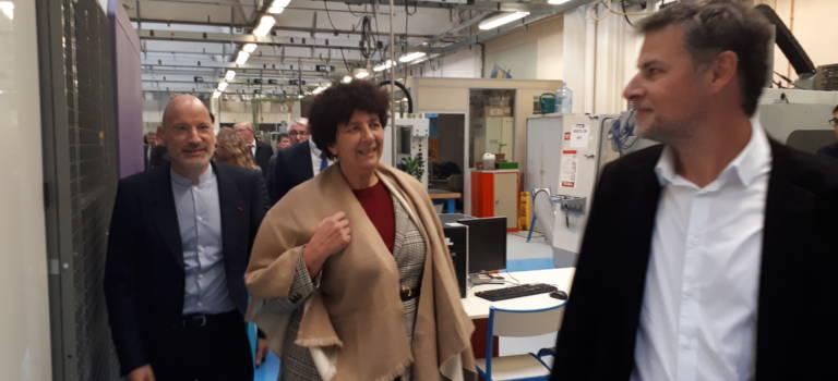 L'ENS Paris Saclay déploie ses derniers rayons à Cachan