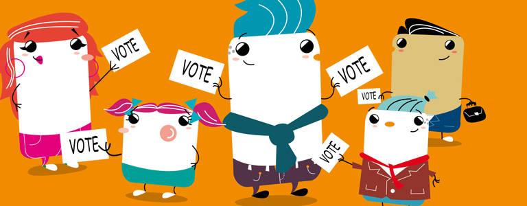 Budget participatif : votez jusqu'au 10 octobre