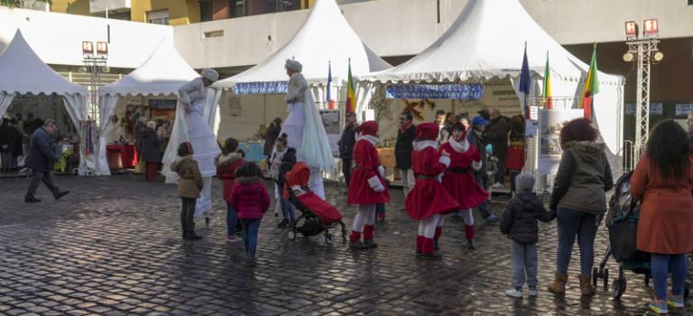 Marché de Noël à Vitry-sur-Seine
