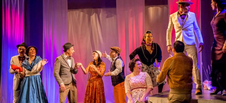Les Tortues viennent toutes seules: théâtre à Ivry-sur-Seine