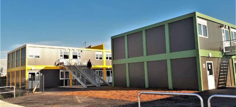 Lycée Brassens de Villeneuve-le-Roi : des travaux pour moins subir les avions