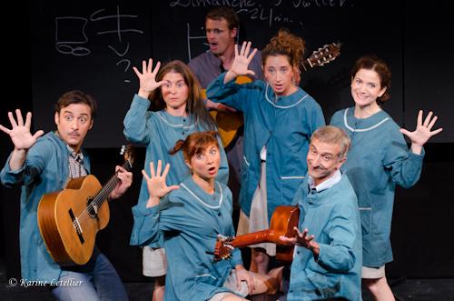 Carnet de notes : théâtre à Villeneuve-Saint-Georges
