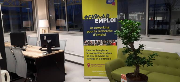 Fablab emploi : un espace de coworking pour les chômeurs ouvre au MIN de Rungis