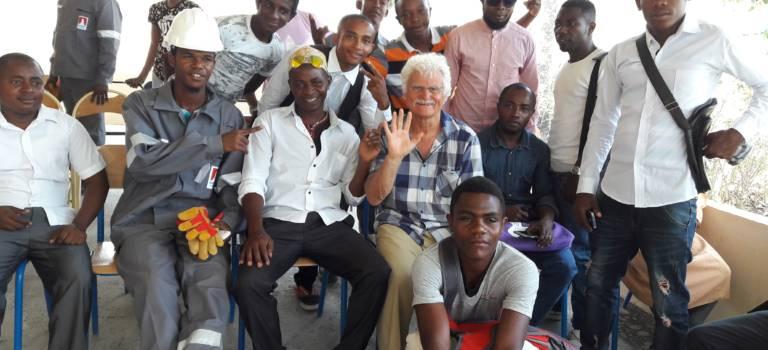 Comment diaspora locale et fondation Sadev oeuvrent à la formation aux Comores