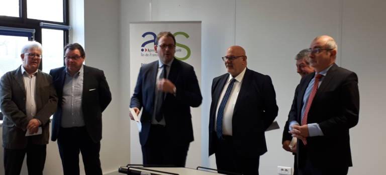 Champigny, Vitry, Alfortville et Villejuif signent leurs nouveaux contrats locaux de santé