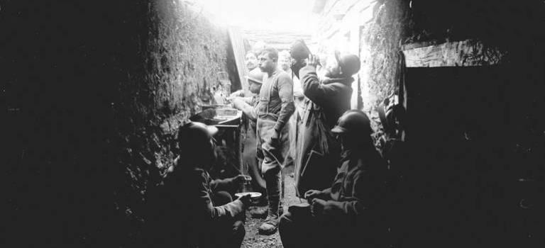 Des Ivryens au front: expo 1914-1918 à Ivry-sur-Seine