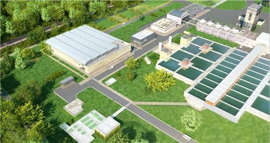 Feu vert avec recommandations pour l'extension de l'usine Eaux de Paris à Orly