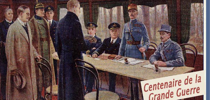Le centenaire de la grande guerre: exposition au Plessis-Trévise