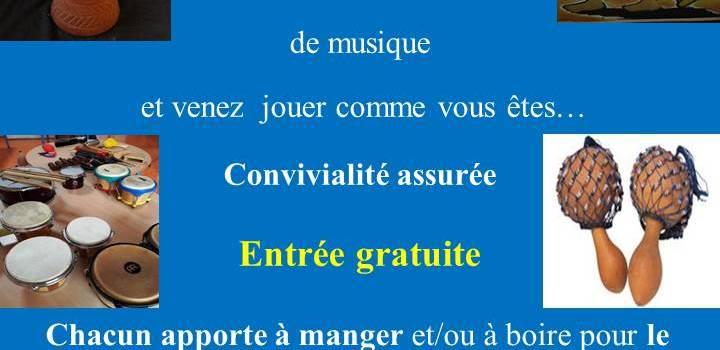 Free Style Percussion au Perreux-sur-Marne
