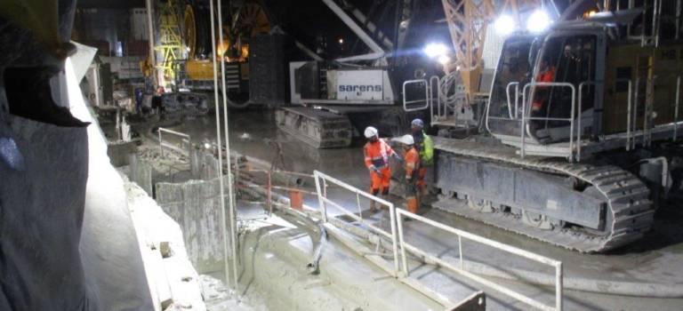 A Villiers-sur-Marne, les nuisances nocturnes du chantier du Grand Paris Express ulcèrent
