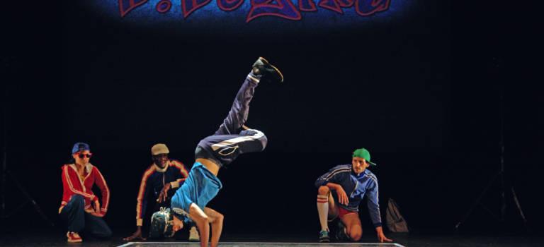 Hip-hop, est-ce bien sérieux? Spectacle à Villeneuve-Saint-Georges