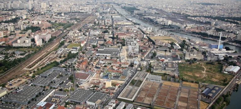 50 000 m2 de bouclés avec Emerige à Ivry Confluences