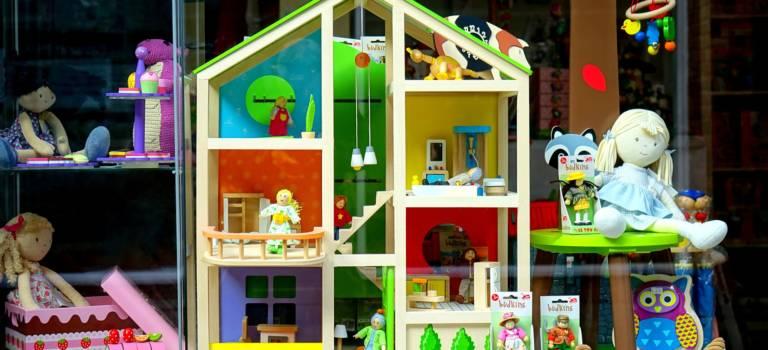 Collecte de jouets à Cachan avec l'association Rejoué