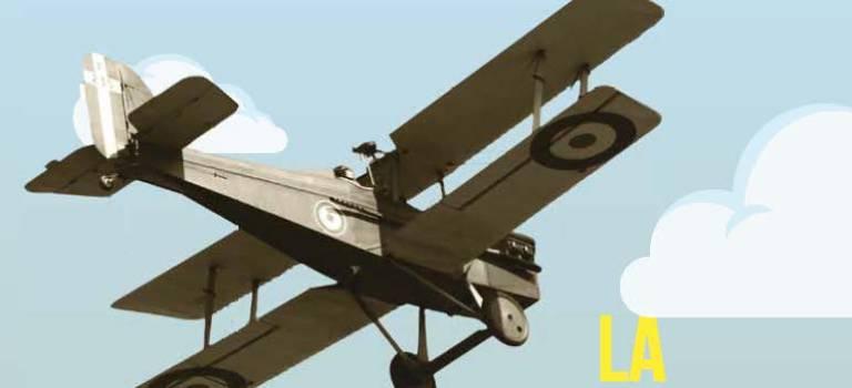 Centenaire de la Grande Guerre à Vincennes «exposition avion de chasse de la grande guerre»