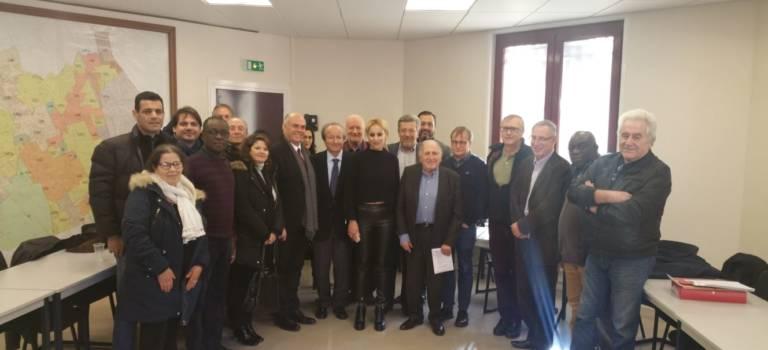 Charles Knopfer élu président du Mouvement radical unifié en Val-de-Marne