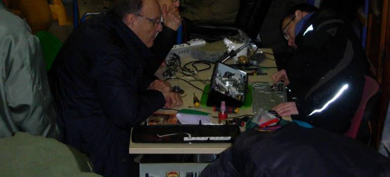 Repair Café n°7 au Collège Romain Rolland d'Ivry