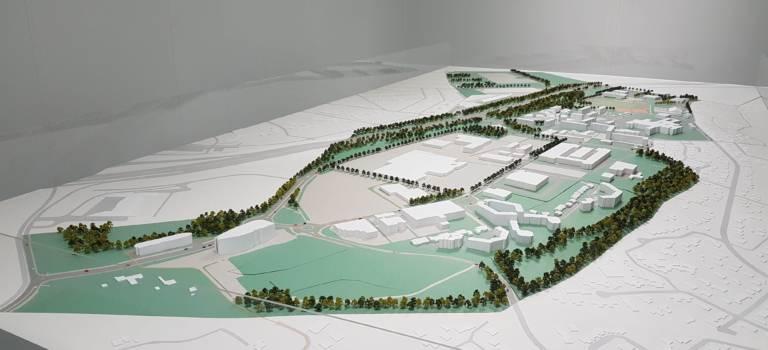 Pôle image: Bry-sur-Marne dégaine son projet Daguerre