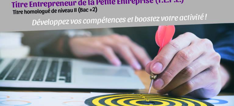 Donnez vie à vos projets avec le Titre Entrepreneur de la Petite Entreprise