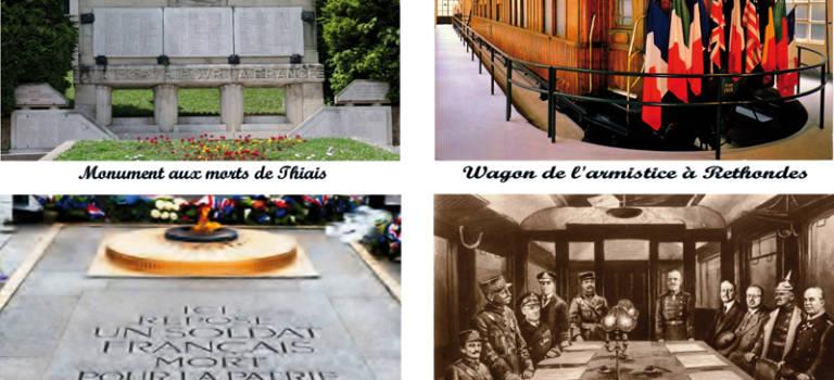 1914-1918, chemin de mémoire: exposition à Thiais