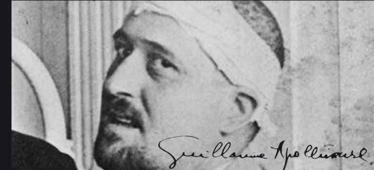 Thiais rend hommage à Guillaume Appolinaire