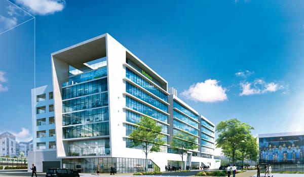 Valeo installe son centre de recherche voiture autonome à Créteil pointe du lac