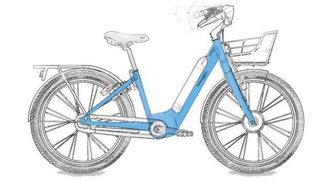 L'Ile-de-France lance un service de location de longue durée de vélos électriques