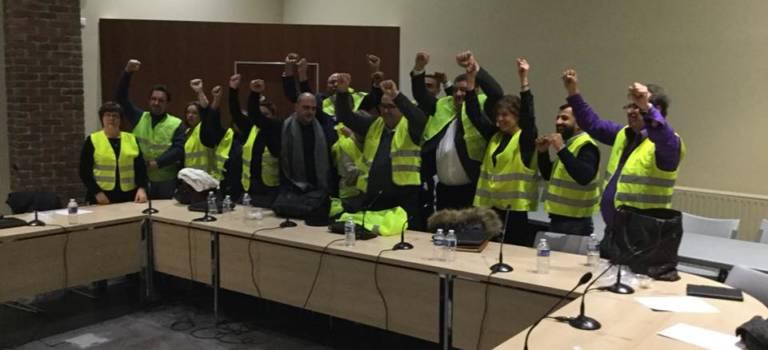 Le Conseil municipal de Bonneuil-sur-Marne met son gilet jaune