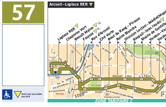 Les usagers du bus 57 s'invitent au conseil municipal d'Arcueil
