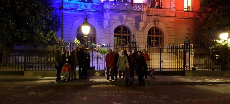 Nous voulons des coquelicots, rassemblement à Nogent-sur-Marne