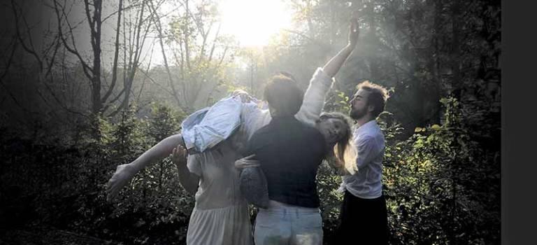 That's all right mama : fête du solstice au générateur de Gentilly