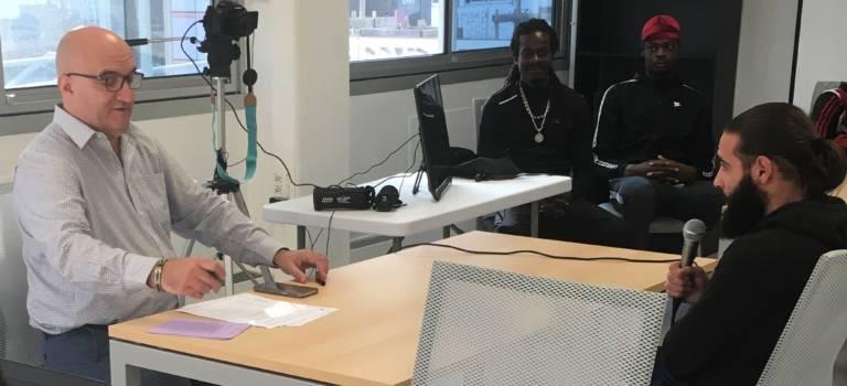 Atelier emploi à Chevilly-Larue : s'entraîner en vidéo à se présenter face à un recruteur