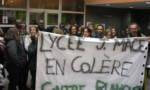 Vitry-sur-Seine : nuit du lycée à Jean Macé