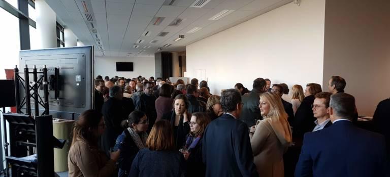 L'inauguration du siège du Grand Orly Seine Bièvre en images