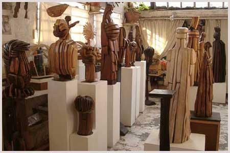 La Obra –  Sculptures de José Subira Puig à Fontenay-sous-Bois