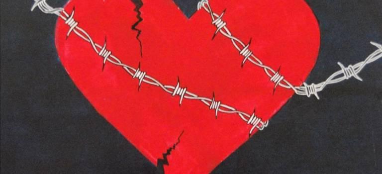 Souffrir, mourir d'aimer : expo d'artistes contre les violences conjugales à Fontenay-sous-Bois