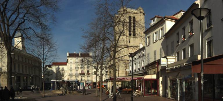 Population 2019 en Seine-Saint-Denis par ville