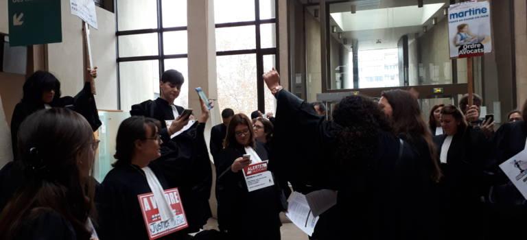 Les avocats de Créteil lèvent la grève mais restent mobilisés