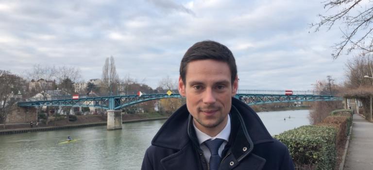 Municipales : Charles Aslangul candidat à Bry-sur-Marne
