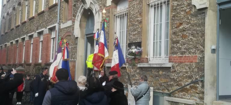 Fontenay-sous-Bois : hommage aux enfants déportés avec les derniers témoins