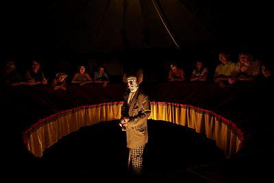 France terre de cirques : expo de Christophe Raynaud de Lage au Perreux-sur-Marne