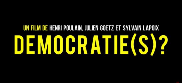 Démocratie(s): docu-débat à Ivry-sur-Seine